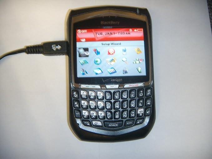how to customize blackberry 8703e