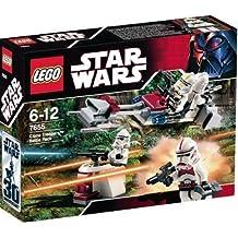 Lego Star Wars 7655 Clone Troopers Battle Pack (58pcs) (japan import)