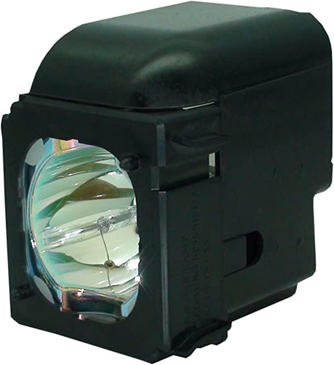 Lytio Economy BP96-00608A for Samsung HLP5063WX High-Definition DLP Rear-Projection Television Replacement Lamp//Bulb with Housing//Enclosure//Cage