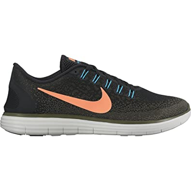 detailed look b37c9 39c25 Image Unavailable. Image not available for. Color  Nike Mens Free RN  Distance ...