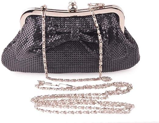 ZTDXCL Bolsas de Embrague para Mujer Moda Bolsos Fiesta Boda