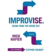 Improvise. Scene from the Inside Out