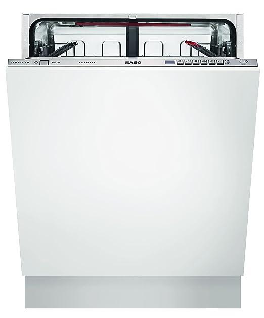 AEG F78600VI1P lavavajilla - Lavavajillas (Totalmente ...