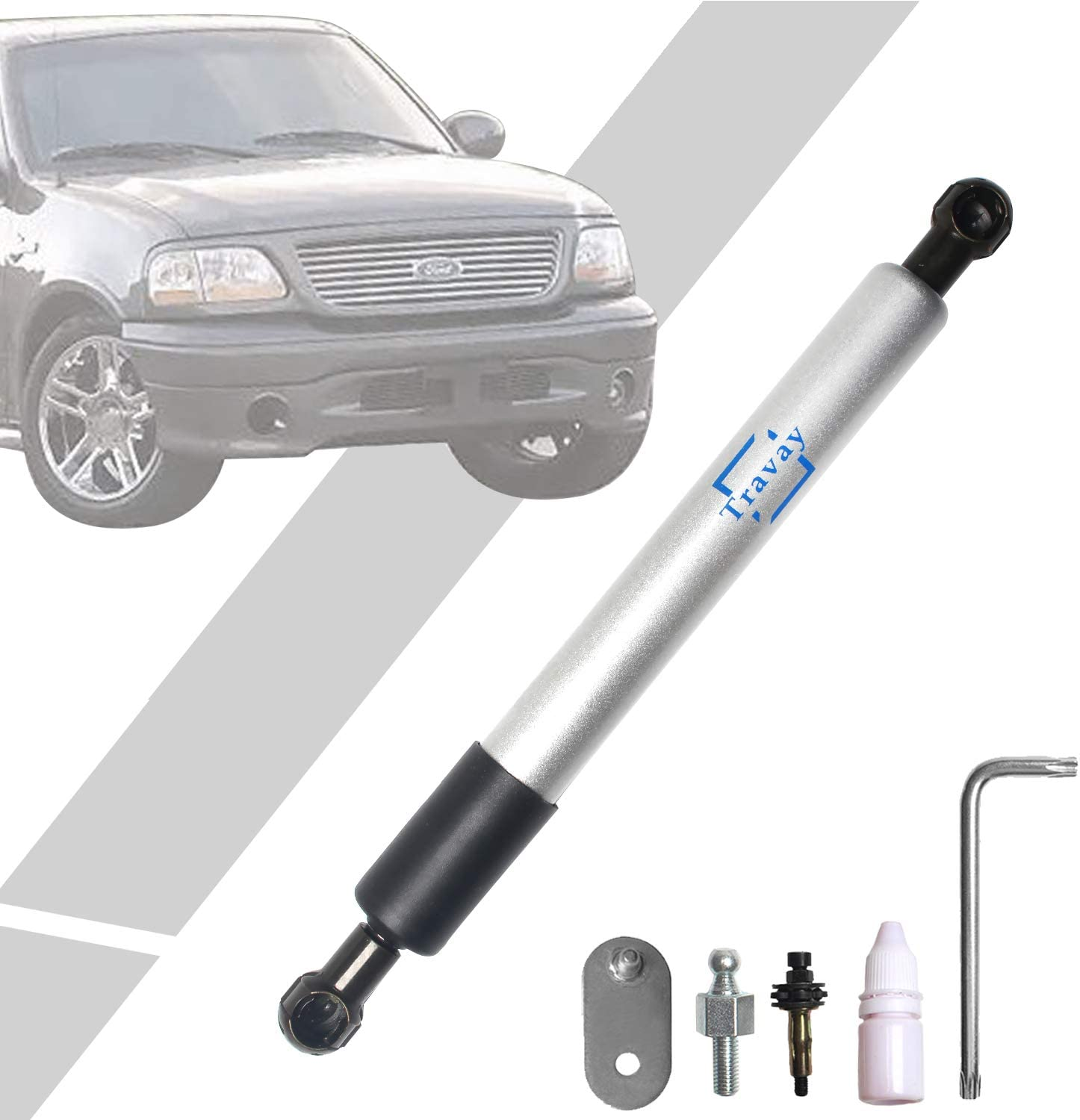 Tailgate Assist Shock Struts Trunk for 2015 2016 2017 2018 Ford F150 Pickup DZ43204