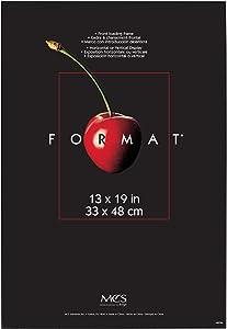 MCS 13x19 Inch Format Frame, Black (40953)
