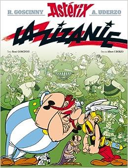Astérix - La zizanie - n°15: Amazon.fr: Goscinny, René, Uderzo, Albert:  Livres