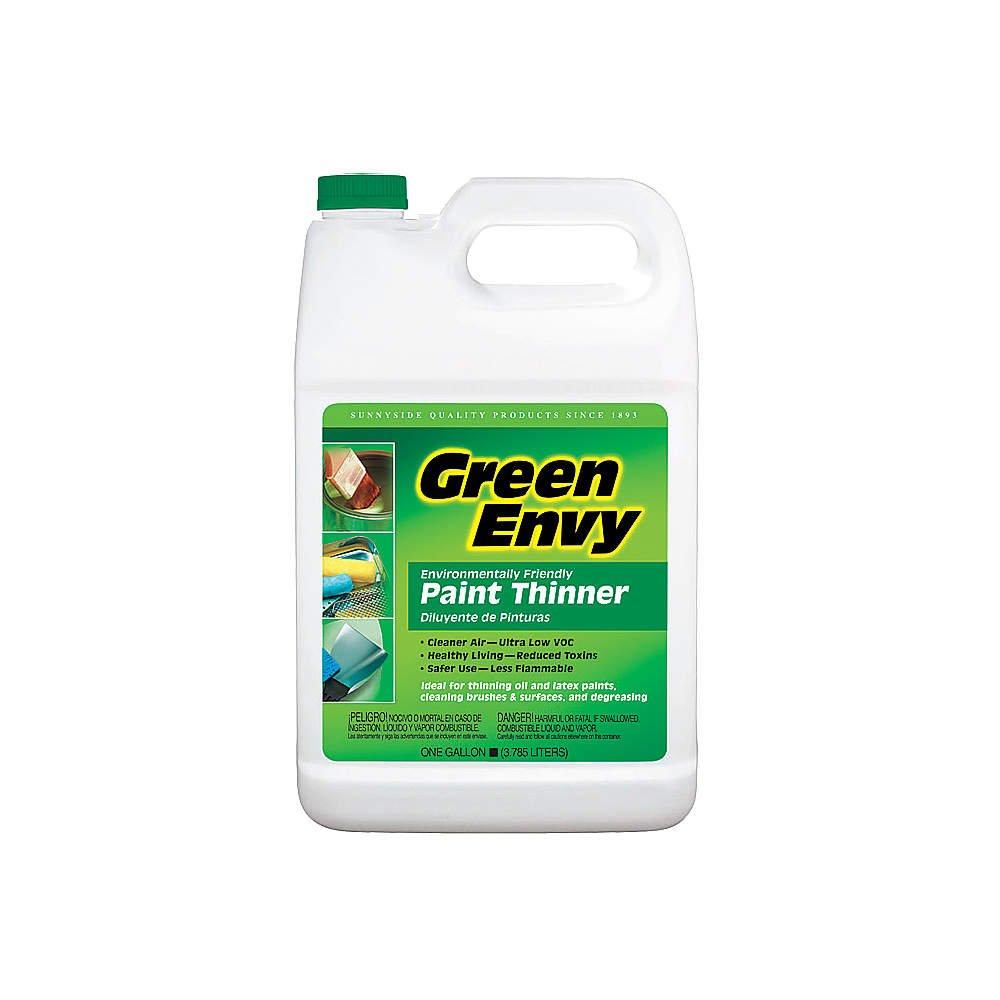 Paint Thinner, 1 gal. GREEN ENVY
