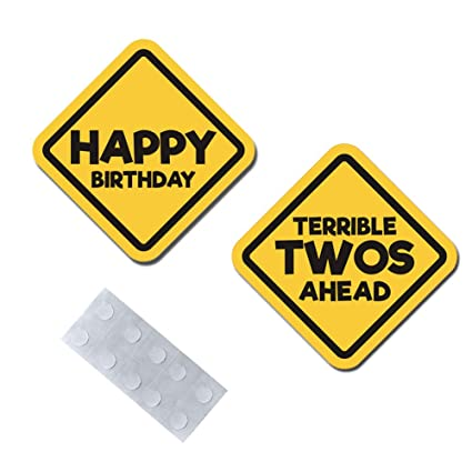 3 year old Construction Birthday Party Decorations Jayd Products Caution Signs