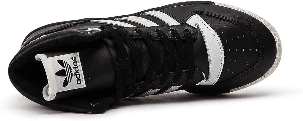 10 adidas Mens Rivalry Sneakers Black