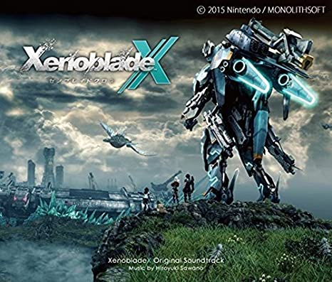 XenobladeX Original Soundtrack: Sawano Hiroyuki: Amazon.es: Música