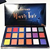 Best Eye Shadow Palettes - Beauty Glazed 18 Warm Colors Eye Shadow Palette Review