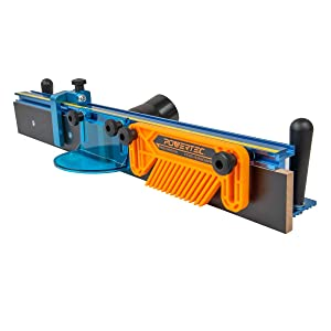 POWERTEC 71536 Deluxe Router Table Fence