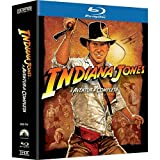 Blu-ray Digipak Indiana Jones: A Aventura Completa [ Brazilian Edition ] [ Audio and Subtitles in English + French + Spanish + Portuguese ]