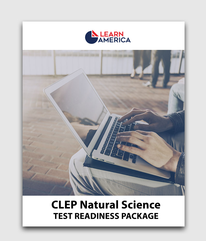 CLEP Natural Sciences (5-Pack) - Test readiness package (Online test) [Online Code]