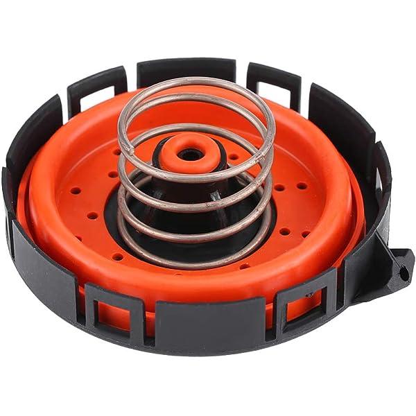 KIMISS ABS Separador de Aceite de la v/álvula PCV del Coche de los pl/ásticos de la ingenier/ía para A3 A4 TT 06H103495