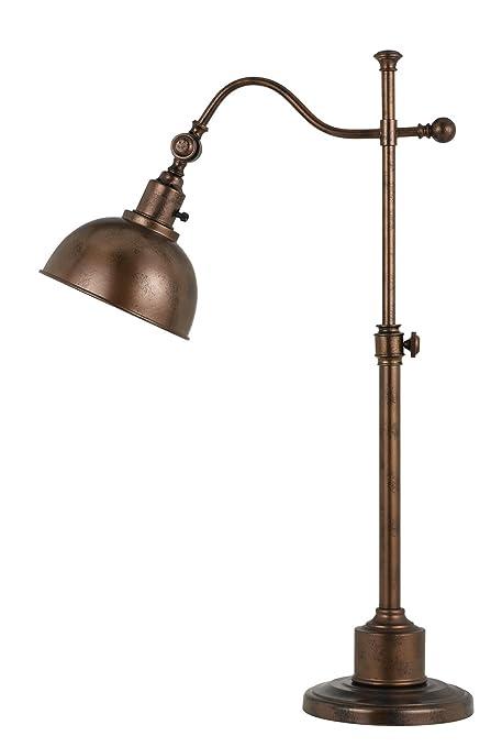 Amazon.com: CAL iluminación bo-2588tb Pórtico sola luz 31.5 ...