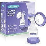 Lansinoh Manual Breast Pump, Hand Pump for...