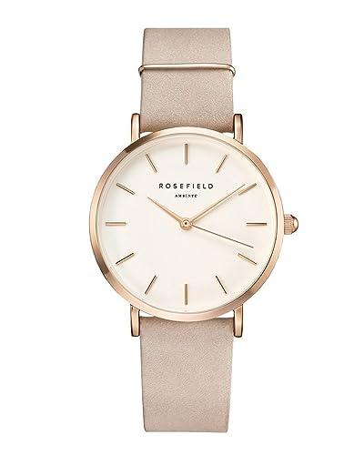 Rosefield Damen-Armbanduhr WSPR-W73