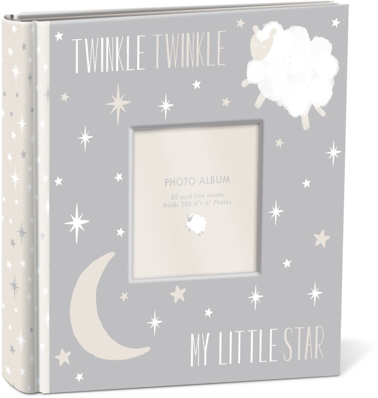 Punch Studio Twinkle Twinkle Photo Album by Lady Jayne (Image #1)