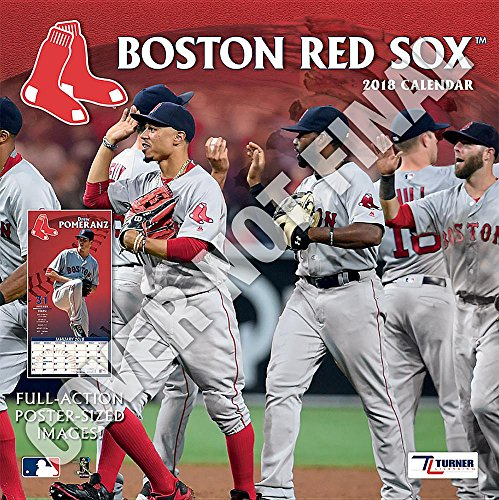 Boston Red Sox 2019 Calendar