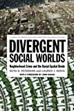Divergent Social Worlds: Neighborhood Crime and the Racial-Spatial Divide (American Sociological Association's Rose Series)