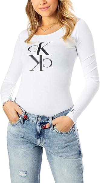 Body Womens Calvin Klein Jeans Mirrored