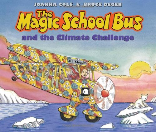 Magic School Bus Dinosaurs - The Magic School Bus And The Climate Challenge
