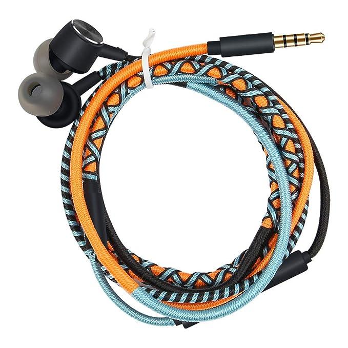 URIZONS - Auriculares con micrófono, Auriculares Deportivos para ...