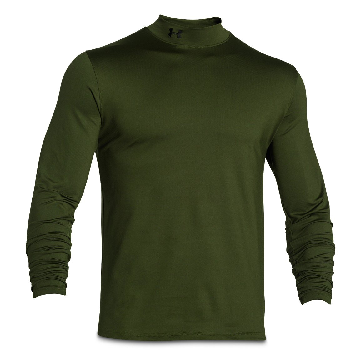 Under Armour Mens ColdGear Infrared Fitted Mock Under Armour Outdoors 1238393-437-XL