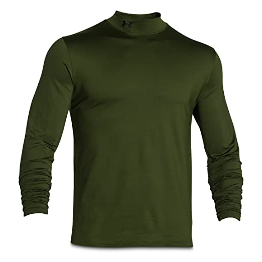 c72a4977e Amazon.com: Under Armour Men's ColdGear Infrared Fitted Mock: Clothing