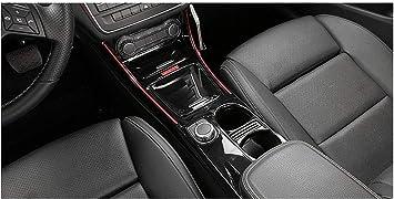 Center Control Storage Box Cover Trim For Mercedes-Benz A B CLA GLA Class W176