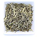 Tealyra - Premium White Silver Needle Tea - Bai Hao Yinzhen - Organically Grown in Fujian China - Superior Chinese Silver Tip White Tea - Loose Leaf Tea - Caffeine Level Low - 100g (3.5-ounce)