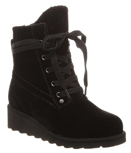 Amazon.com: Bearpaw Krista - Bota juvenil para niños: Shoes