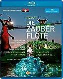 Mozart: Die Zauberflote [Bregenz 2013 Pountney] [Alfred Reiter, Norman Reinhardt, Ana Durlovski] [C Major: 713804] [Blu-ray]