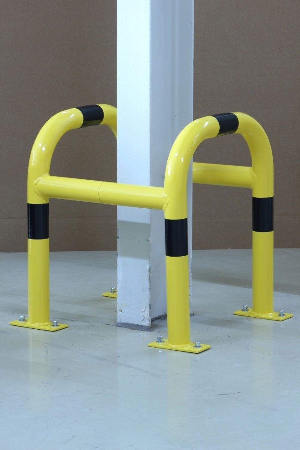 altezza 600/mm in acciaio rivestito zincato per esterni misura 520/mm Doc a scatto su pilastri di lato e montanti