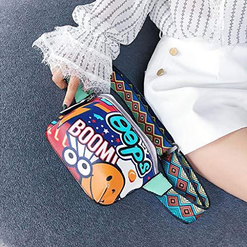 impermeabile Shopper Shopping Messenger Bag femminile portatile Moda Bretelle Messenger Street Viola mano Portafogli Tote a buon Spalla borsa popolare a mercato Bag di Rapidamente alta qualità Zaini Bag Bag qSn8E6