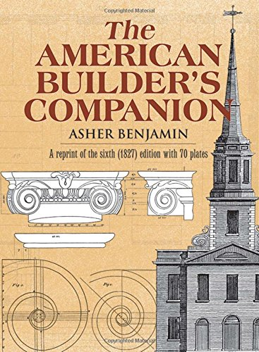 The American Builder's Companion (Companion Stairs)