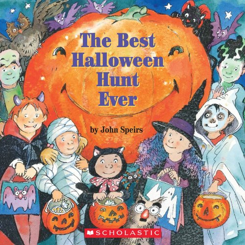 The Best Halloween Hunt Ever]()