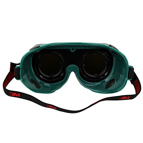 MEI Gafas Soldadura Gafas Soldadores Portátiles Soldadores Gafas Protección UV Gafas