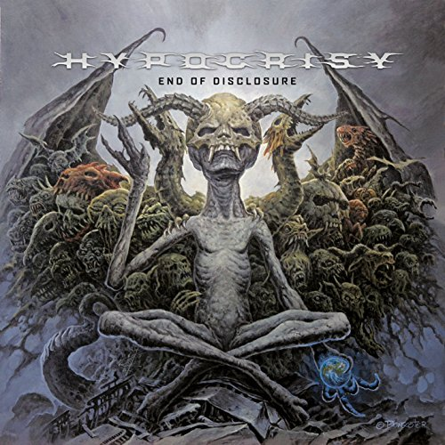 CD : Hypocrisy - End Of Disclosure (CD)