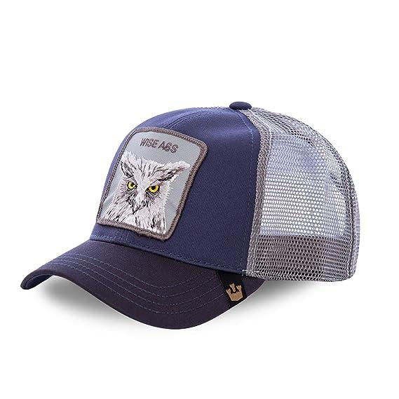 Goorin Bros - Gorra de béisbol - para Hombre Azul Azul Marino Talla única: Amazon.es: Ropa y accesorios