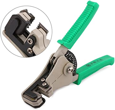0.8~3.2mm Cable Wire Auto Stripper Plier High Precision Electrician Special Tool