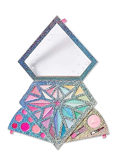 Amazon.com  Justice For Girls Just Shine Diamond Make,Up