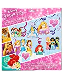 Swirl Decorations | Disney Princess Dream Big Collection | Party Accessory