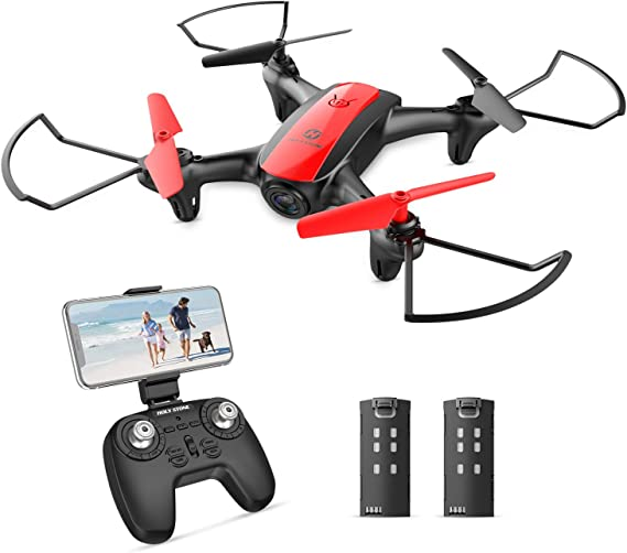 Holy Stone HS370 FPV Drone with Camera for Kids and Adults 720P HD WiFi Transmission