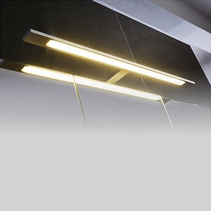 WYQLZ LED specchio lampada da bagno specchio bagno moderno moderno ...