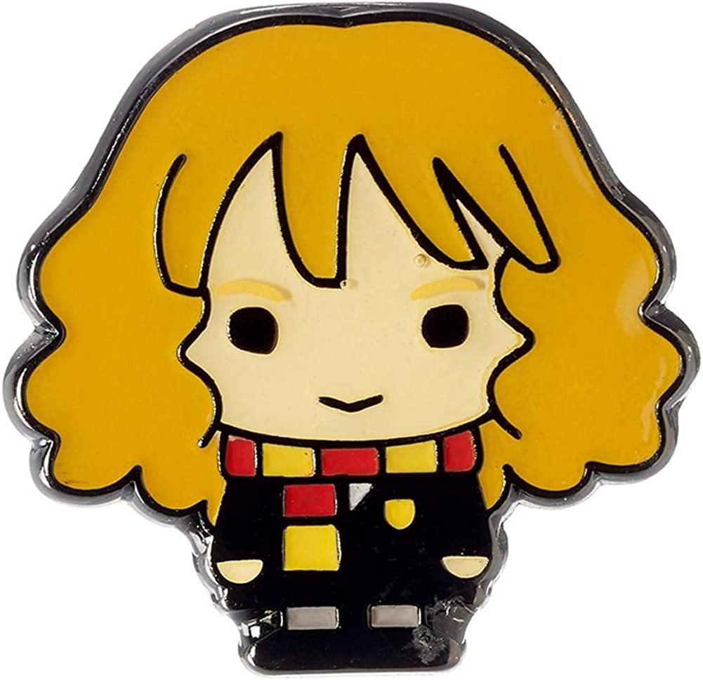 HARRY POTTER Official Licensed Jewelry Chibi Pin Badge