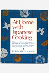 At Home With Japanese Cooking Hardcover