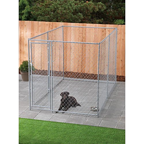 (American Kennel Club Chain Link Kennel Kit (6 ft. x 10 ft. x 6 ft.))