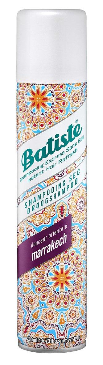 Batiste Shampooing Sec Marrakech 200 ml 5010724529560 shampoing sec batiste baptiste sec batiste sec